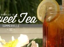 Sweet Tea aus Amerika - Leckeres Rezept !