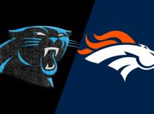 Panthers at Broncos