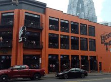 Eine Bar in Nashville
