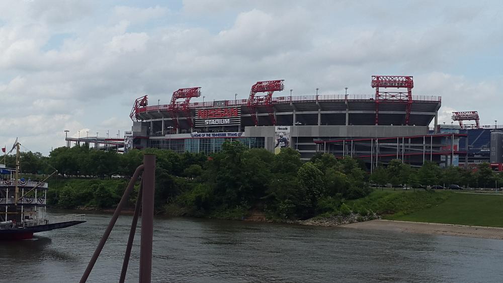 Nissan Stadion in Nashville